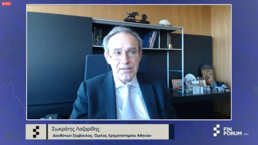 Λαζαρίδης (ΕΧΑΕ): Η τεχνολογία διαμορφώνει το μέλλον των κεφαλαιαγορών
