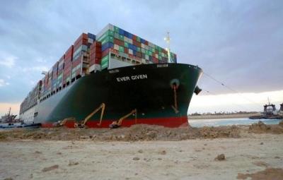 Συμφωνία μεταξύ της διοίκησης της Διώρυγας του Σουέζ και του πλοιοκτήτη του «Ever Given»