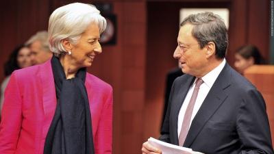 ΕΚΤ, ΔΝΤ και αγορές αμφισβητούν την επάρκεια των μέτρων για την βιωσιμότητα του ελληνικού χρέους – Οι 2 ασύμμετροι κίνδυνοι