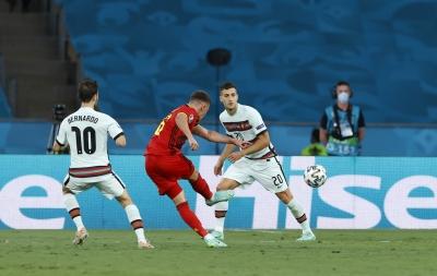 Βέλγιο – Πορτογαλία 1-0: «Κεραυνός» Αζάρ, σάστισε ο Ρούι Πατρίτσιο! (video)