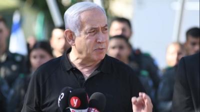 Netanyahu (Ισραήλ): Θα επιφέρουμε βαρύ πλήγμα στη Χαμάς και σε άλλες τρομοκρατικές οργανώσεις