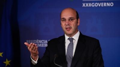 Πορτογαλία - Θετικός στον κορωνοϊό ο υπουργός Οικονομίας