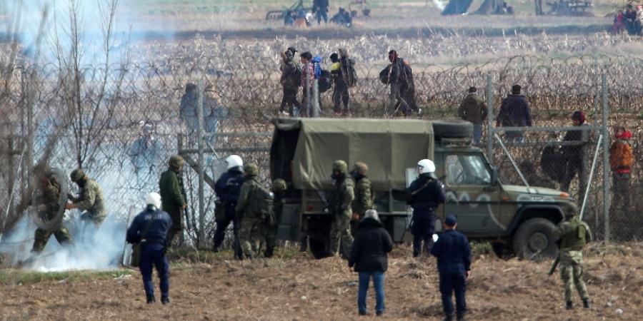 Ένταση στον Έβρο: Οι Τούρκοι πυροβόλησαν περίπολο της Frontex