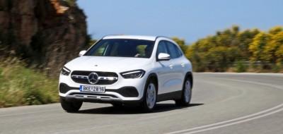 Δοκιμάζουμε τη Mercedes-Benz GLA 200 7G-DCT