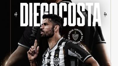 Ατλέτικο Μινέιρο: Ανακοίνωσε τον Ντιέγκο Κόστα και πάει για πρωτάθλημα! (video)