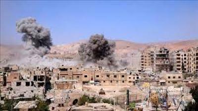 Δέκα χρόνια εμφυλίου πολέμου στη Συρία