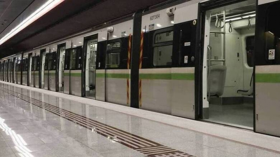 Alstom: Υπέγραψε τη σύμβαση για τη Γραμμή 4 του Μετρό της Αθήνας