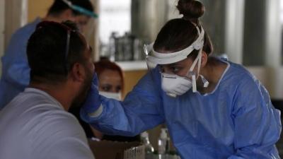 Κορωνοϊός: 1.553 νέα κρούσματα και ακόμα  8  θάνατοι – Στους 134 οι διασωληνωμένοι