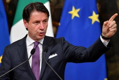 Ιταλία: Προς κυβέρνηση μειοψηφίας υπό τον Conte... στην κόψη του ξυραφιού