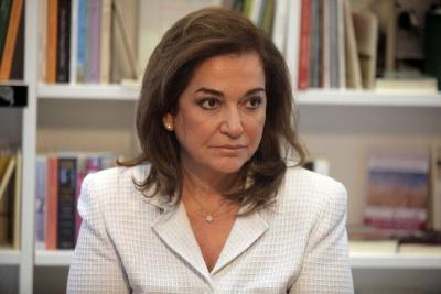 Μπακογιάννη: Η ΝΔ φταίει για το χρηματιστήριο; Δεν είναι σοβαρά πράγματα αυτά