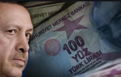 Τουρκία: Έκκληση Erdogan προς τους πολίτες να βοηθήσουν στη συγκράτηση της πτώσης της λίρας