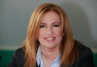 Γεννηματά: Ο Μητσοτάκης οφείλει άμεσα να ζητήσει την σύγκληση του Ευρωπαϊκού Συμβουλίου