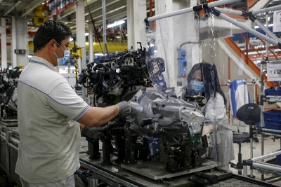 Πτώση 3% στον δείκτη κύκλου εργασιών λιανεμπορίου το Φεβρουάριο του 2021