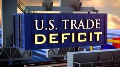 ΗΠΑ: Στα 63,1 δισ. δολ. διερύνθηκε το εμπορικό έλλειμμα τον Οκτώβριο 2020