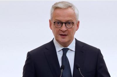 Le Maire: Στο 118% του ΑΕΠ το δημόσιο χρέος της Γαλλίας το 2021