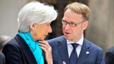 Μανιφέστο Weidmann κατά Lagarde (ΕΚΤ): «Όχι» σε μόνιμο μηχανισμό αγοράς ομολόγων – Λήξη PEPP και επιστροφή στην κανονικότητα