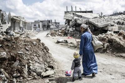Συρία: Το 2019 ήταν το λιγότερο θανατηφόρο έτος του πολέμου, σύμφωνα με το Συριακό Παρατηρητήριο