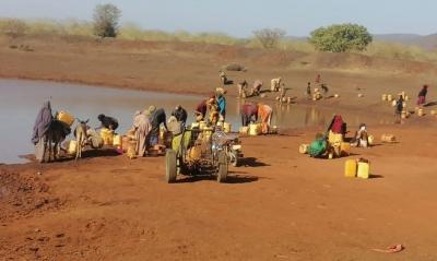 Η ξηρασία στην Κένυα απειλεί εκατομμύρια ανθρώπους με πείνα