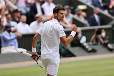 ATP Finals: Τζόκοβιτς ο 1ος για Τορίνο