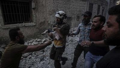 ΕΕ: Στα 6,4 δισ. δολάρια η βοήθεια στη Συρία