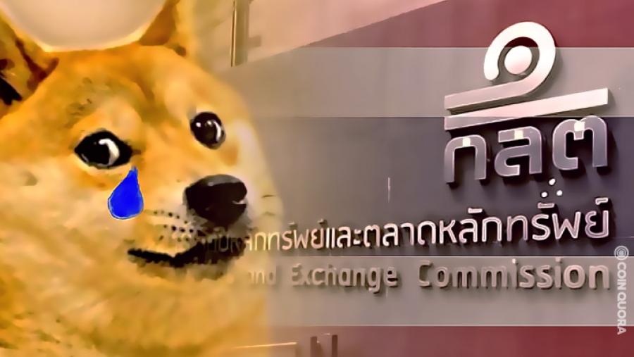 Η Ταϊλάνδη απαγορεύει συναλλαγές με Dogecoin, ΒΝΒ, Shiba Inu και NFTs