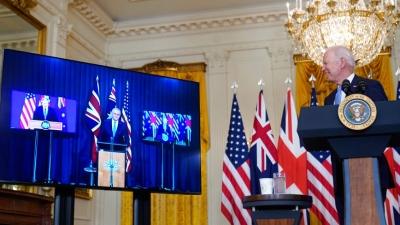 «Αυτός ο τύπος εκεί κάτω» – Ο Joe Biden… ξέχασε το όνομα του πρωθυπουργού της Αυστραλίας