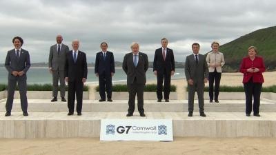 Σύνοδος Κορυφής G7: Η Κίνα καλείται να σεβαστεί τα ανθρώπινα δικαιώματα