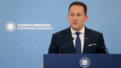 Πέτσας: Επιπλέον 9 εκατομμύρια ευρώ στην εκστρατεία ενημέρωσης για τον κορωνοϊό