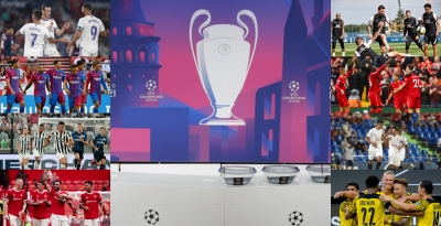 Champions League: Ένα δεύτερο γκρουπ δυναμικότητας γεμάτο με ομάδες ικανές να πάνε έως τον τελικό!