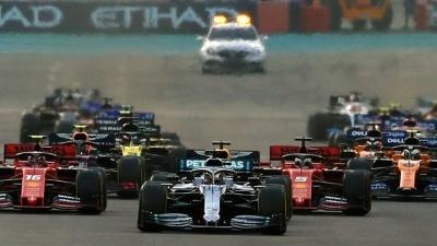 F1: Ιδανικό φινάλε για τον Hamilton – Νίκη και στο Αμπού Ντάμπι
