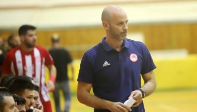 Νέος προπονητής της Εθνική Ανδρών στο χάντμπολ ο Ζαραβίνας