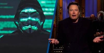 Πόλεμο στον Elon Musk κήρυξαν οι Anonymous: «Νάρκισσος… απελπισμένος για προσοχή - Καταστρέφει ζωές με τα κρυπτονομίσματα»