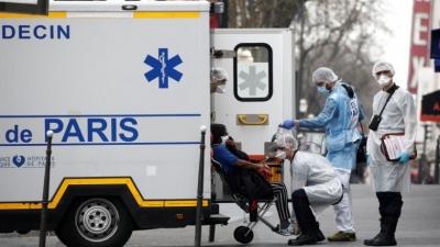 Γαλλία: Νέα αύξηση του αριθμού των ασθενών με κορωνοϊό στις ΜΕΘ