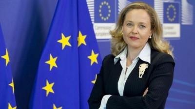 Σκληρή μάχη για την προεδρία του Eurogroup – Βόρειες και ανατολικές χώρες αντιδρούν στην υποψηφιότητα της Ισπανίδας Nadia Calvino