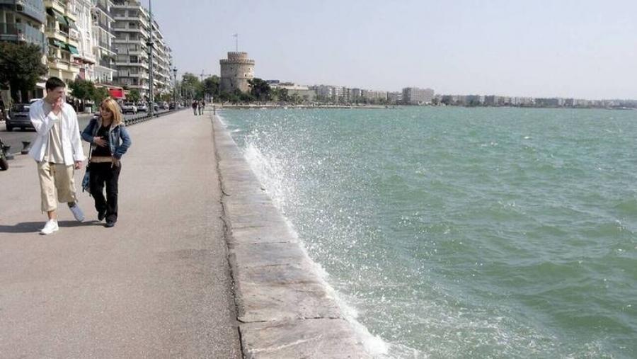 Μειωμένο κατά 27% το ιικό φορτίο στα λύματα της Θεσσαλονίκης