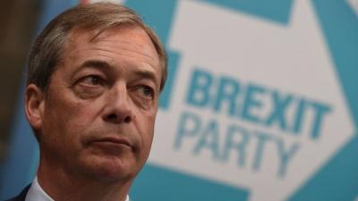 Δημοσκόπηση - Βρετανία: Πρώτος ο Farage στις ευρωεκλογές – Ακολουθούν οι Φιλελεύθεροι