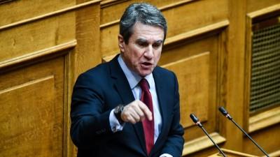 Λοβέρδος: Υπερψηφίζουμε την πρόταση μομφής κατά Σταΐκούρα αλλά δεν ταυτιζόμαστε με τους «ιππότες της σωτηρίας»