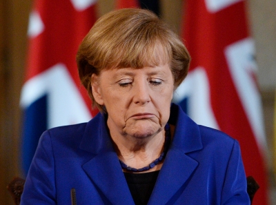 «Συγκλονισμένη» η Merkel από την εικόνα του αντιφρονούντoς Roman Protosevich