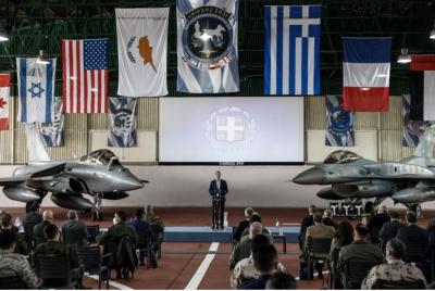Η ελληνική αμυντική βιομηχανία στην έκθεση DEFEA