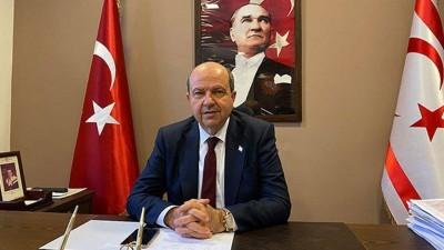 Tatar (Τουρκοκύπριος ηγέτης): Λύση δύο κρατών στην Κύπρο, μην κάνει όνειρα ο Αναστασιάδης