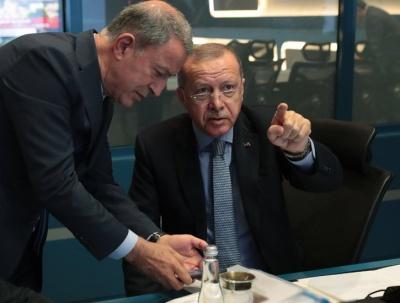 Σύσκεψη υπό τον Erdogan στην Άγκυρα για την Συρία