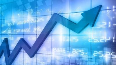 Mε Eurobank +3%, ΔΕΗ +2% και ισχνό τζίρο, το ΧΑ +0,74% στις 864 μον. - Προσέγγισε τη ζώνη αντίστασης των 865 - 875 μον.
