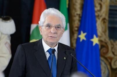 Mattarella (Ιταλία): Εκλογές άμεσα ή ουδέτερη κυβέρνηση έως τον Δεκέμβριο 2018