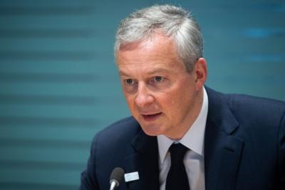 Le Maire (Γάλλος ΥΠΟΙΚ): Ο κορωνοϊός απειλεί την ευρωζώνη και το πολιτικό μέλλον της Ευρώπης