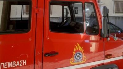 Ένας τραυματίας από έκρηξη σε εταιρεία πετρελαιοειδών στη Βάρη