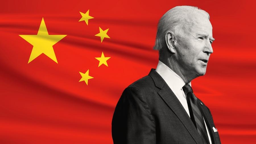 Η Κίνα υιοθετεί πιο θετικό τόνο στην προσέγγισή της προς την κυβέρνηση Biden