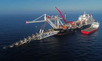 Κρεμλίνο: Μη φιλικές και καταστροφικές οι νέες κυρώσεις των ΗΠΑ για τον αγωγό Nord Stream 2
