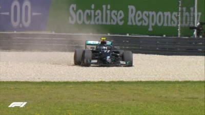 F1:  Ο Bottas κατέκτησε την pole position στην Αυστρία