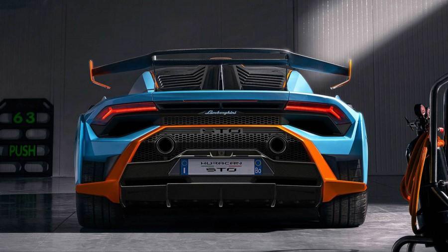 H Lamborghini Huracan STO είναι ένα αγωνιστικό… δρόμου!