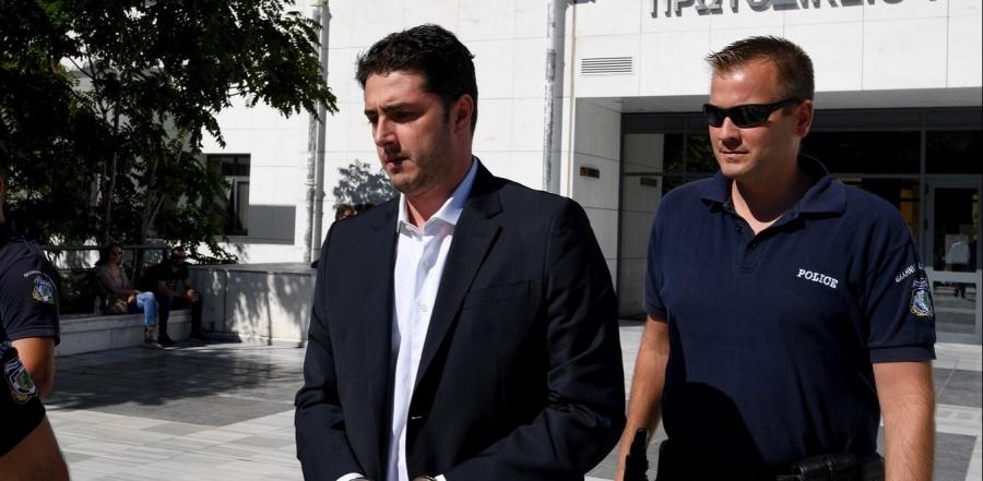 Υπόθεση Energa: Ελεύθερος ο Φλώρος με αναστολή, αθώος ο Μηλιώνης